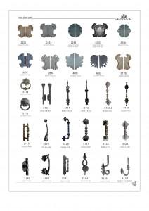 iron door part